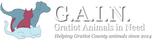 Gratiot Animals In Need